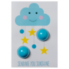 Sending you Sunshine Blaster Card 30g