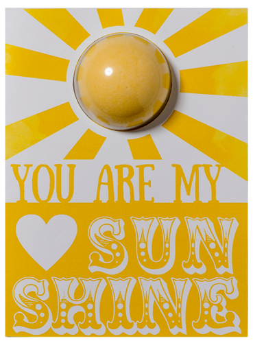 You Are My Sunshine Blaster Card 40g