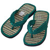 Les Tongs Cinnamon Flaps Con Dao Green Size 35/36